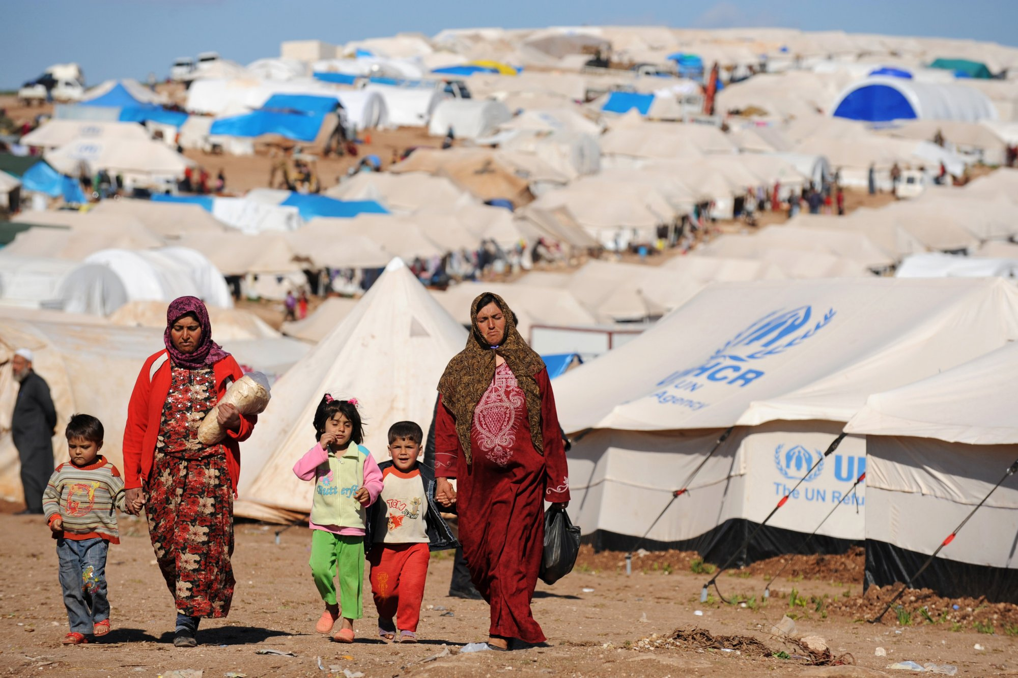 Camps Are a Poor Way to House Syrian Refugees