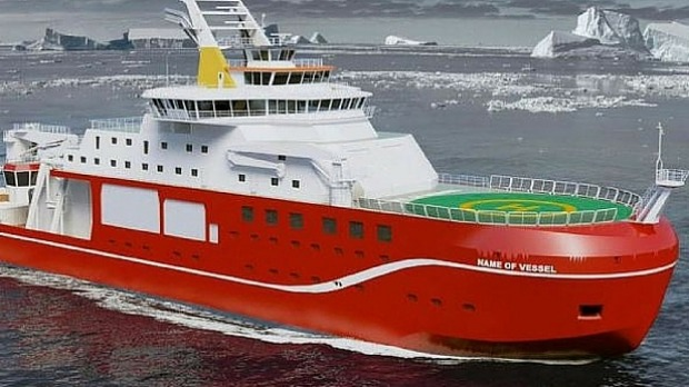 $380 million ship may be named Boaty McBoatface thanks to an online poll