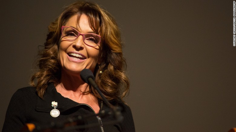 Sarah Palin to host reality show as TV judge