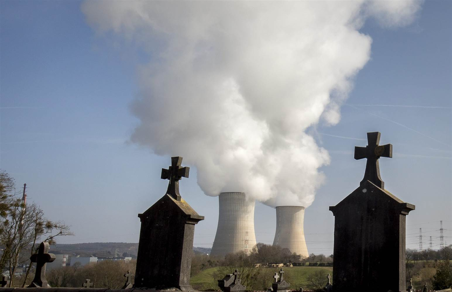 Belgium Issues Iodine Pills to All Citizens in Nuclear Emergency Plan
