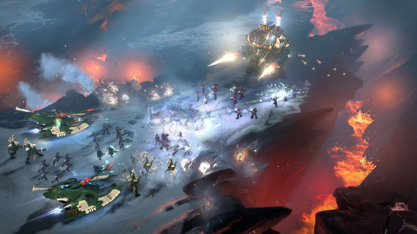 Dawn of War 3: The most promising take on Warhammer 40K yet