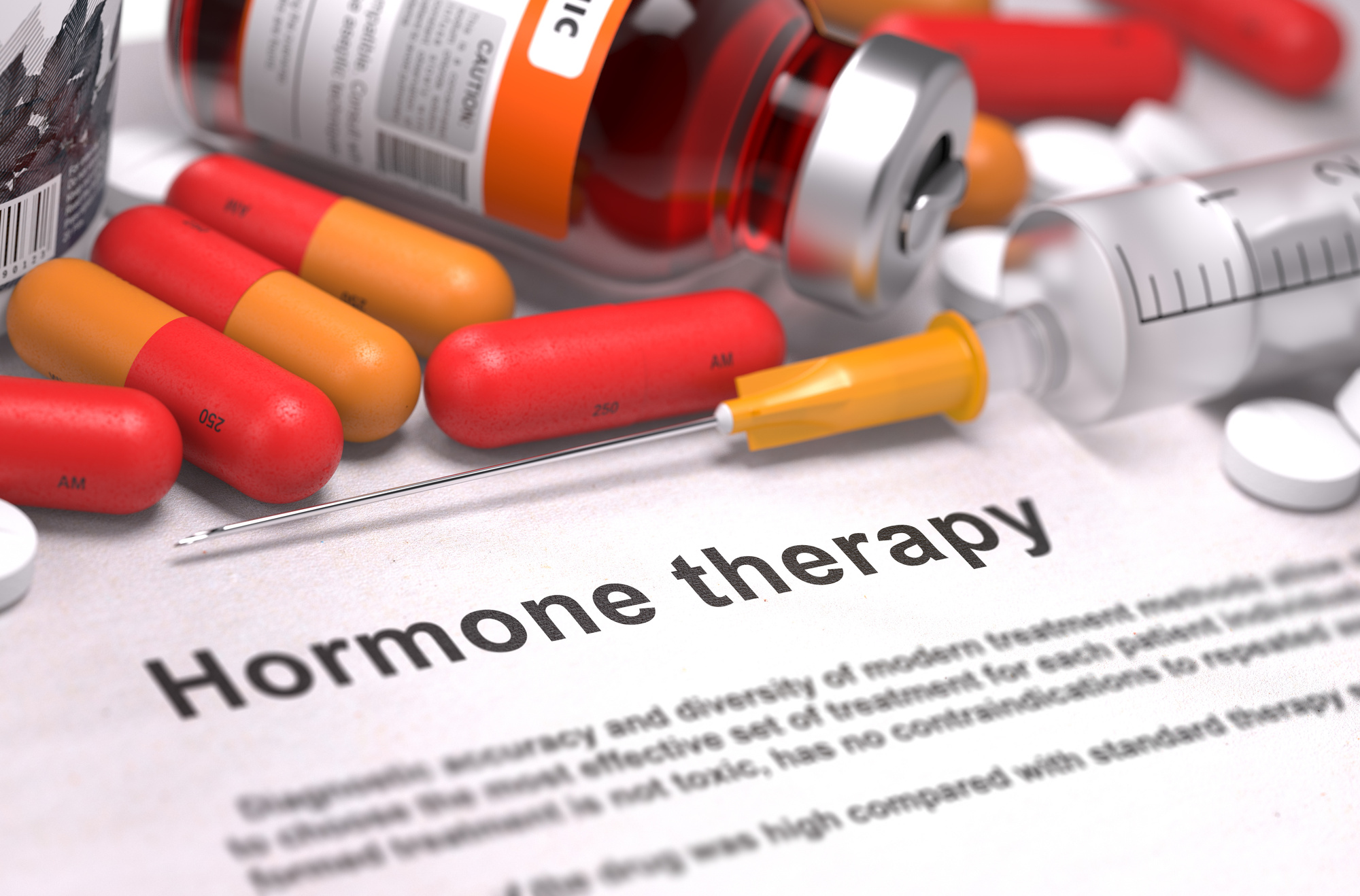 Hormone Replacement Therapy - Should Parents Be Allowed to Offer to Children?