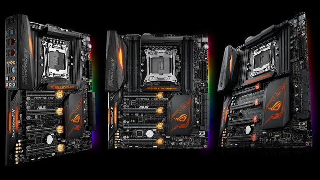 Asus launches record breaking ROG Rampage V Edition 10 motherboard