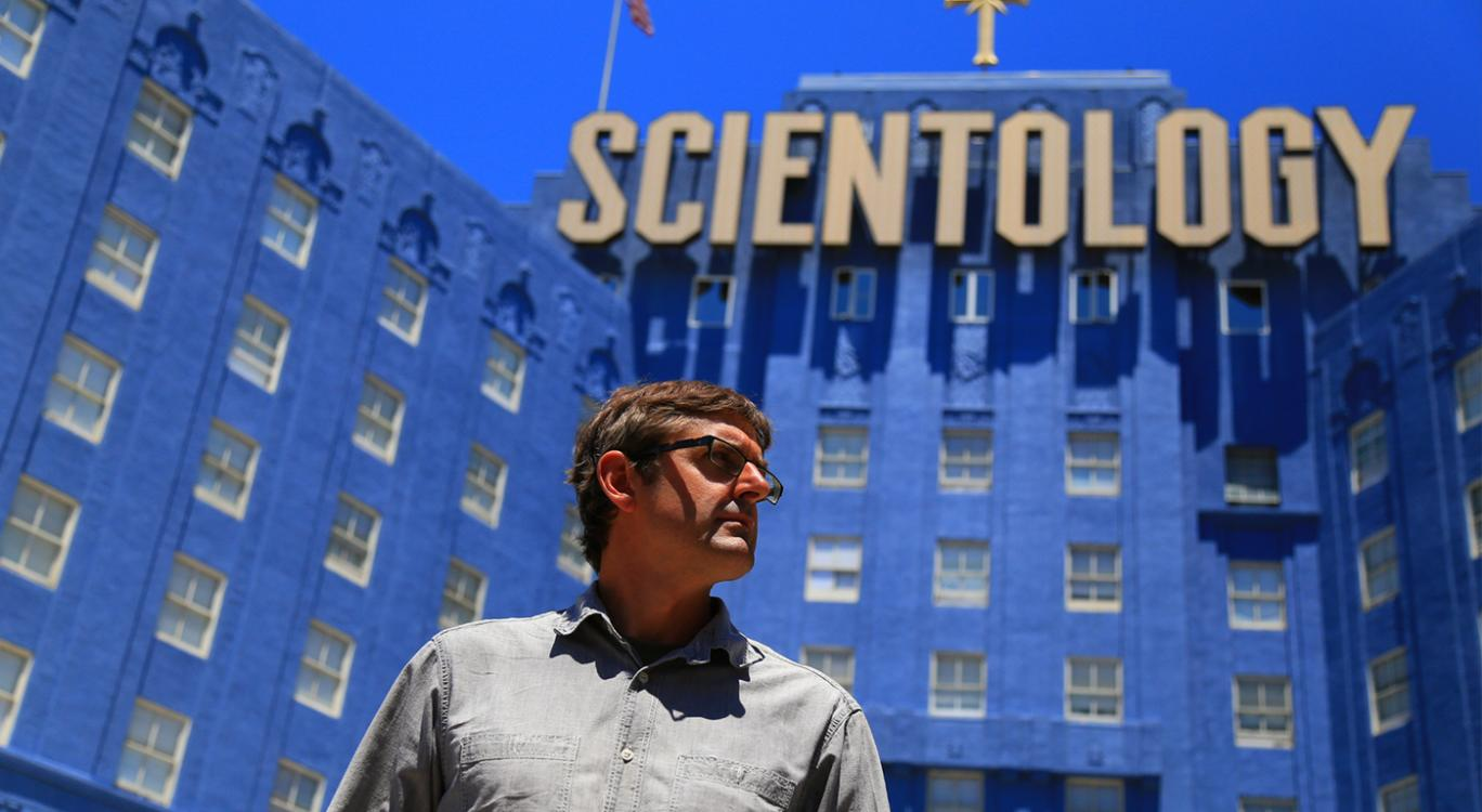 My Scientology Movie: Louis Theroux hints at release date for feature-length documentary