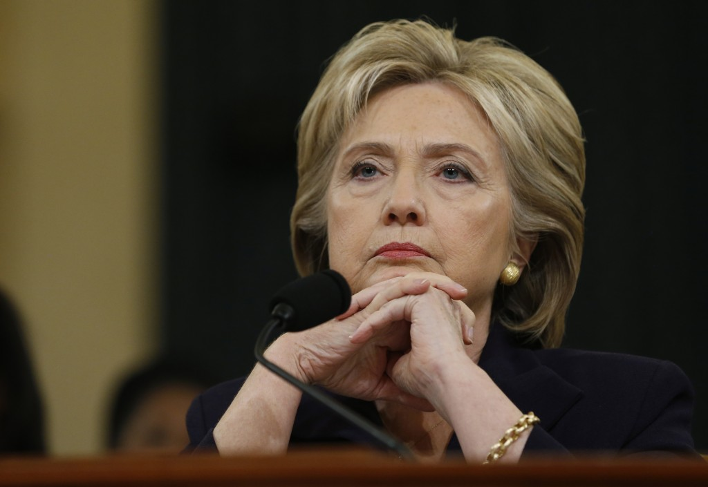 State Department email audit faults Hillary Clinton
