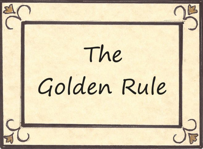 Is the Golden Rule Still Golden?