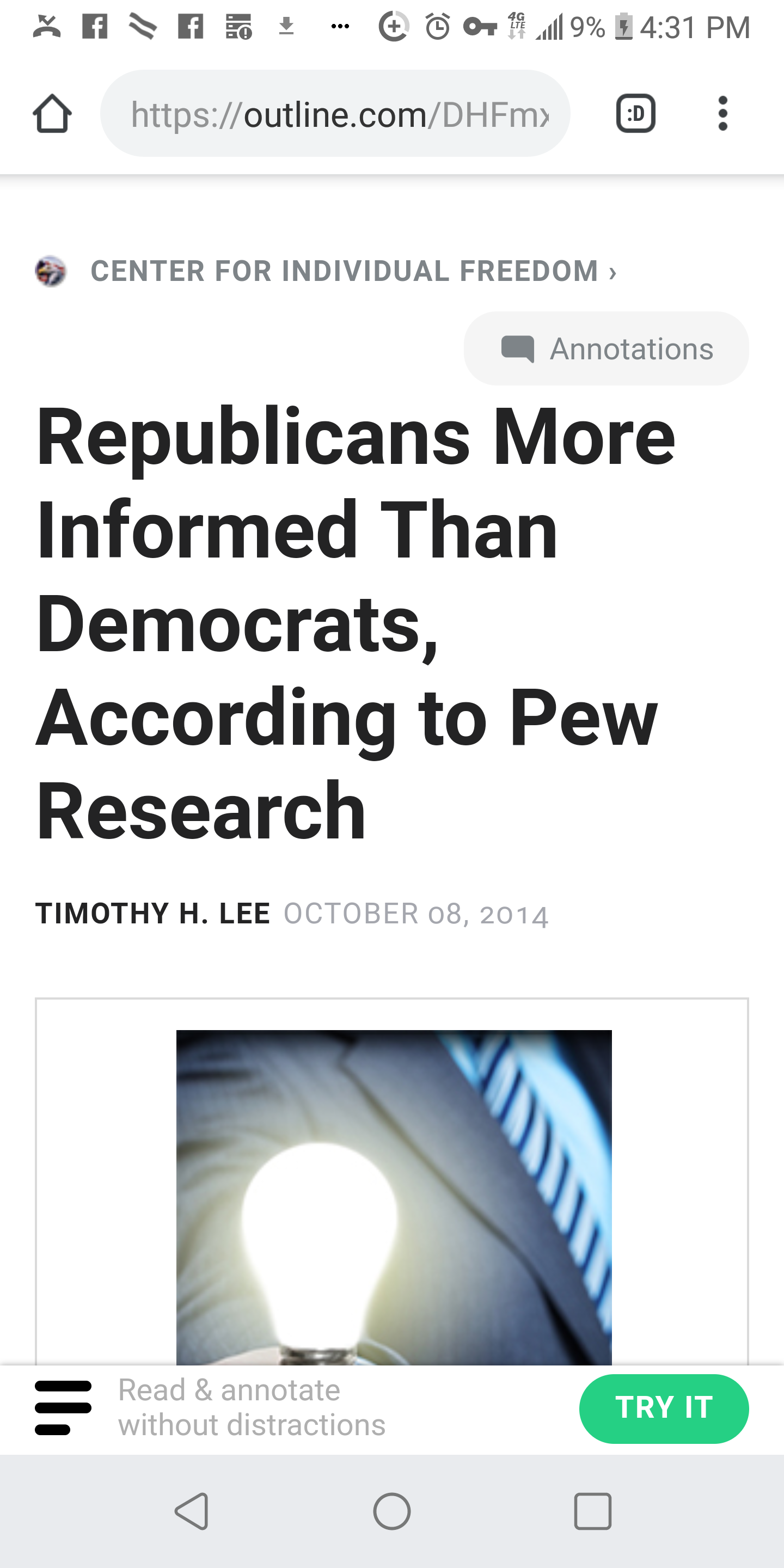 TERRIFYING: Study finds liberals are basically unreachable.
