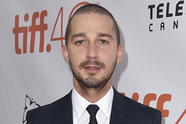 Shia Labeouf to Bum Rides Across Country for Art