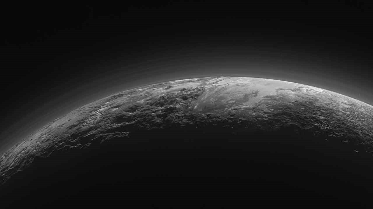 Why Pluto is a frigid prison for nitrogen ice By Eric HandMar. 17, 2016 , 2:00 PM