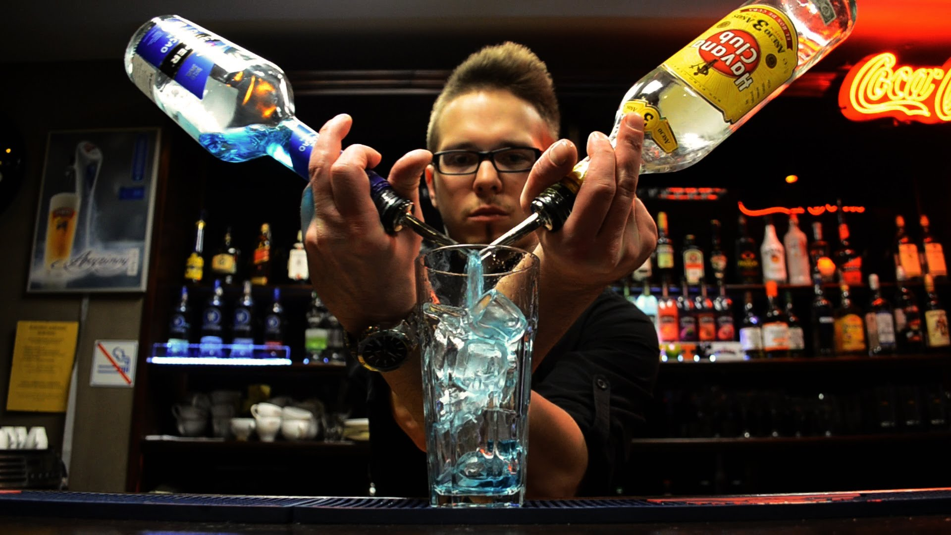 The Bartender Hates You and It's All Your Fault