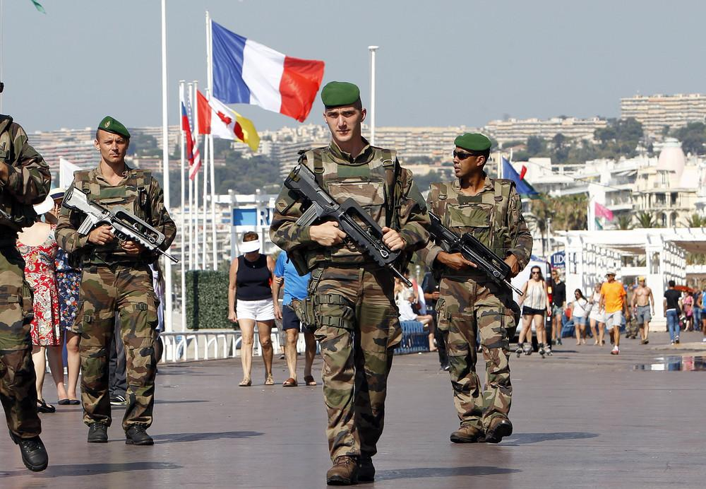 Why Terrorists Keep Attacking France