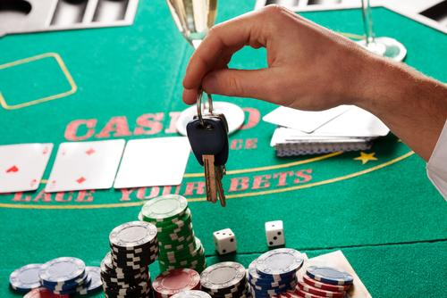 Gambling Addicts' Brains Don't Have The Same Opioid Systems As Others