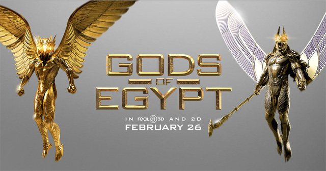 Gods of Egypt BY PETER TRAVERS February 26, 2016