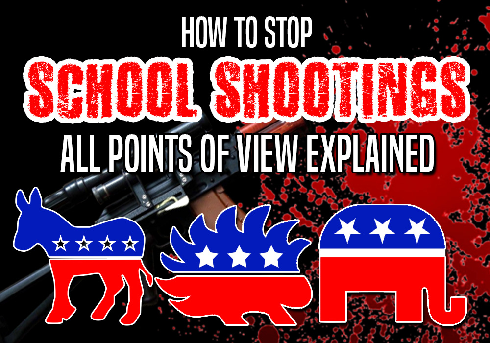Perspective from the Middle - Gun Violence in Schools and What To Do About It