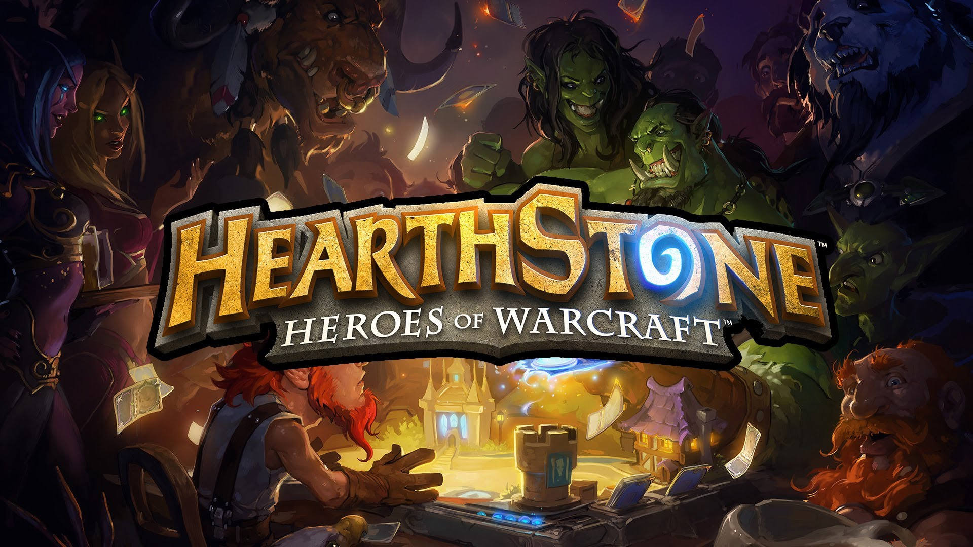 Next Hearthstone set revealed, all players get three free packs and a Legendary