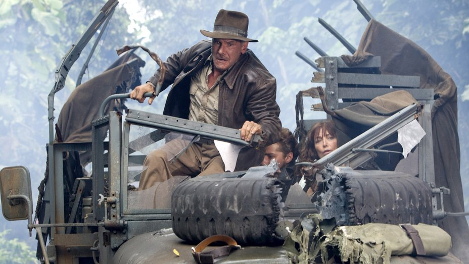 Harrison Ford, Steven Spielberg to Return for Fifth 'Indiana Jones' Movie