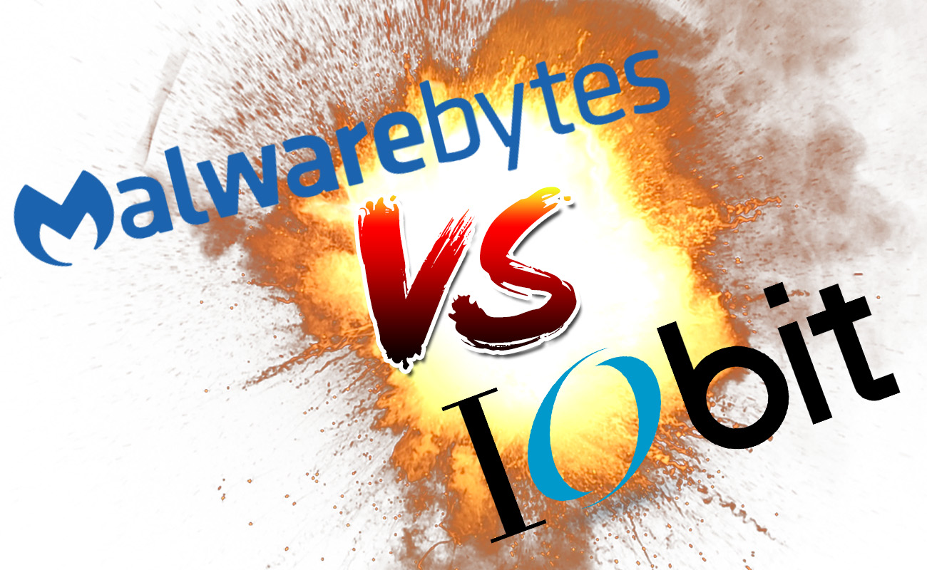 Battle Between Malwarebytes and IOBit Advanced Systemcare