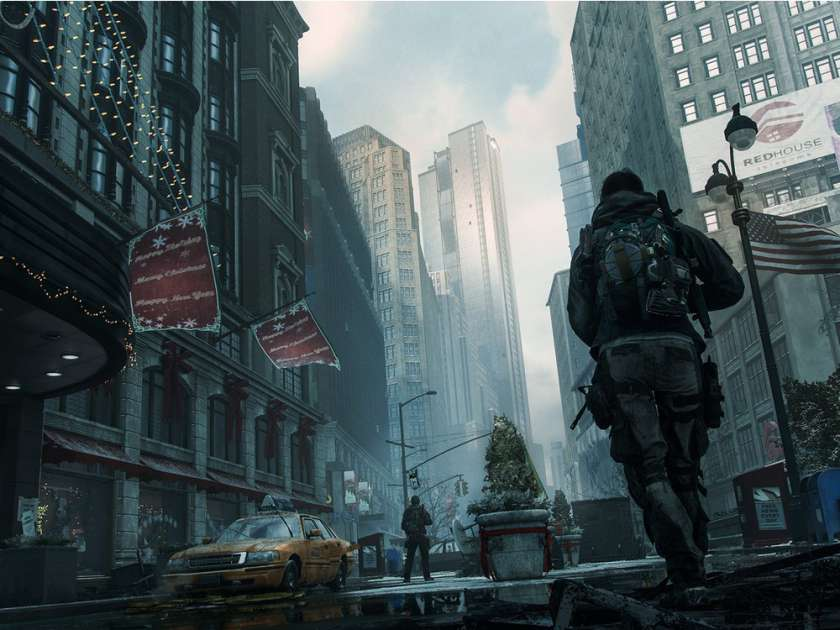 The Division is amazing online RPG, and you shouldn't play it alone