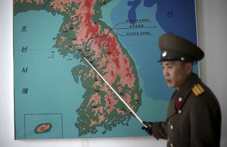 North Korea warns against U.S., South Korea military exercises