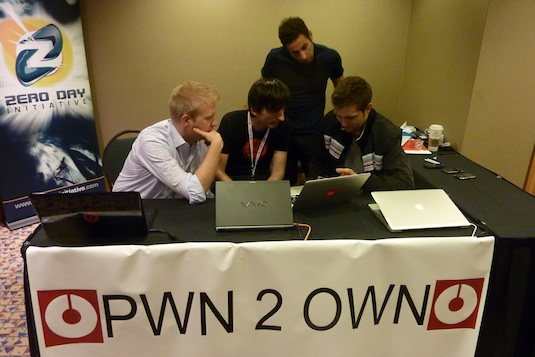 Virtual machine escape fetches $105,000 at Pwn2Own hacking contest