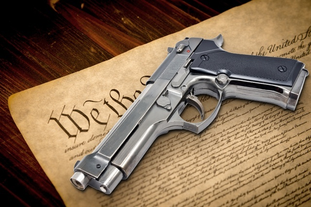 The Right to Bear Arms - Required for the USA - A Different Perspective
