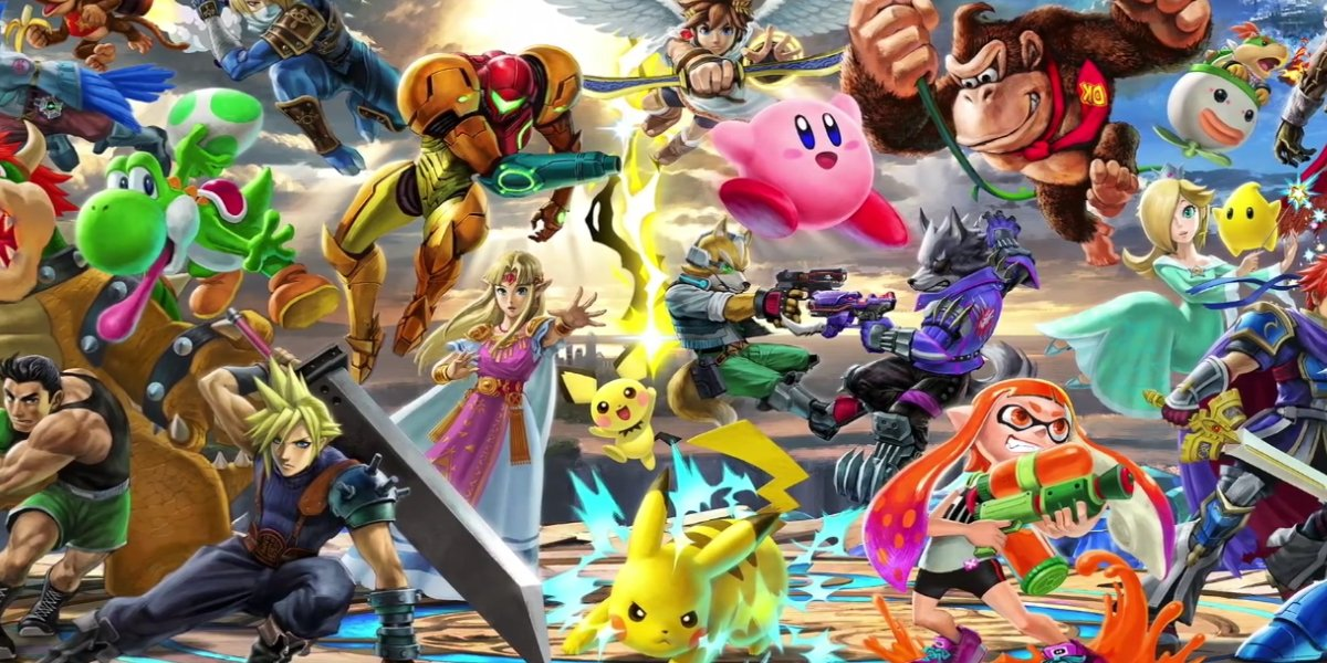 Smash Brothers 5 Coming Out Midnight!