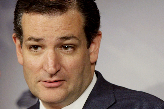Ted Cruz calls for law enforcement to 'patrol and secure' Muslim neighborhoods