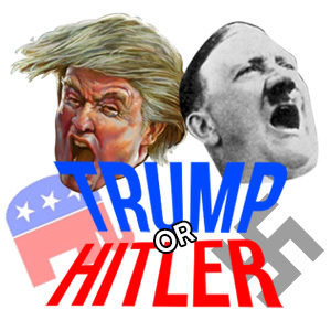 Trump or Hitler? Can you tell who said what?