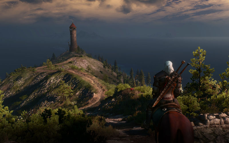 The Witcher's Author Says He Screwed Himself Out Of Profiting Off The Games